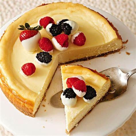white chocolate cheesecake recipe classic fruit and