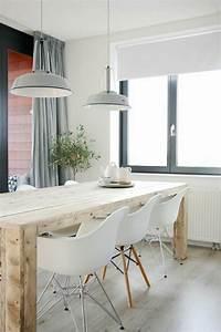 Table Cuisine Moderne : la table haute de cuisine est ce qu elle est confortable ~ Teatrodelosmanantiales.com Idées de Décoration