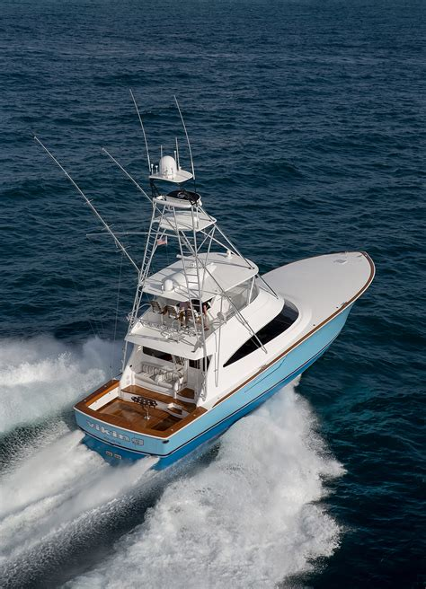 Viking Fishing Boats by Viking Yachts Commitment To Excellence