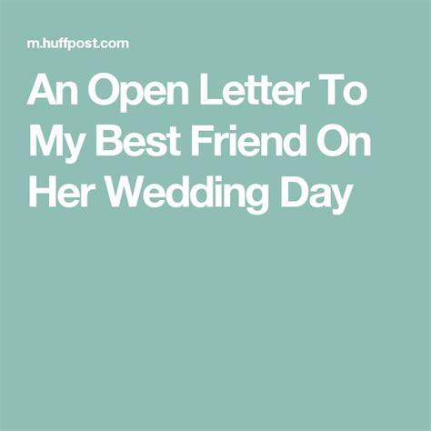 25 best ideas about best friend wedding on