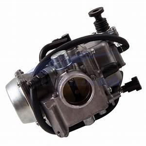 Carburetor For Honda Rancher 350 Trx350fe Trx350fm 2001
