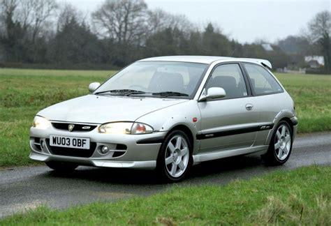 Proton Satria Hatchback Review (2000