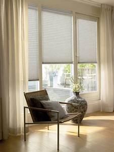 Plissee Mit Sonnenschutz : plissee und gardinen kombinieren my blog ~ Markanthonyermac.com Haus und Dekorationen