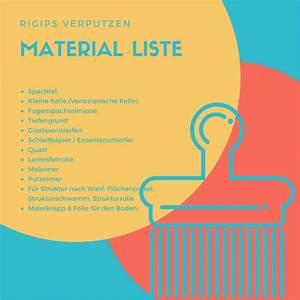Werkzeug Zum Verputzen : rigips verputzen rigipsw nde verputzen ~ Orissabook.com Haus und Dekorationen
