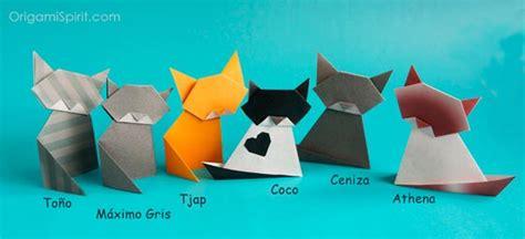 origami cat     easy origami cats