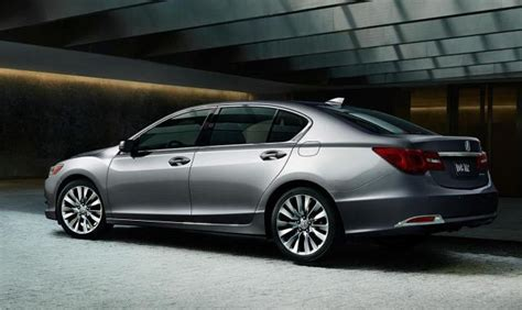 acura rlx price release date redesign specs review