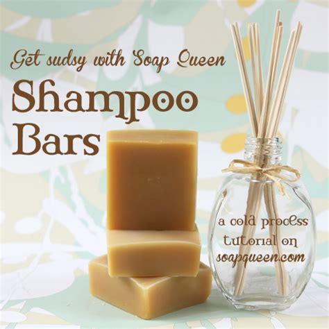 sudsy shampoo bars soap queen