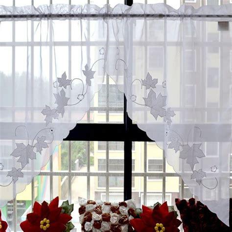 ᐂsmall coffee curtain for kitchen kitchen half window