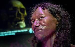 DNA shows first modern Briton had dark skin, blue eyes