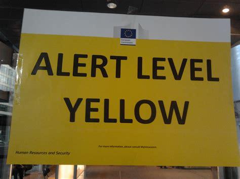 Sedi Ue terrorismo alzato il livello di allerta per sedi