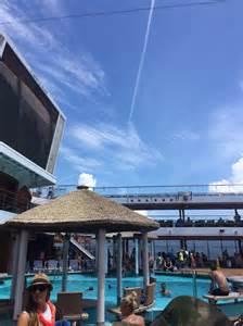 pool spa fitness on carnival magic cruise ship cruise critic