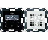 Gira Radio Bluetooth : radio murale encastrable comparer les prix avec ~ Frokenaadalensverden.com Haus und Dekorationen