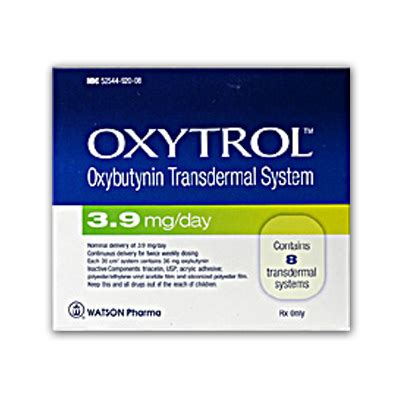 buy oxytrol