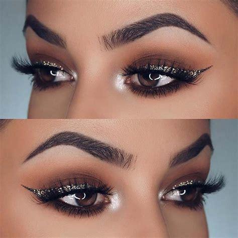 glitzy nye makeup ideas stayglam