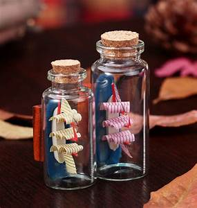 Meditterrean Style Sailboat Glass Jar Fine Crafts Home