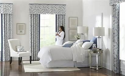 Bedroom Window Treatment Master Drapery Blind