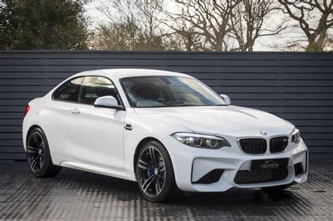 2018 bmw m2 dct coupe only 570 miles for sale car and classic