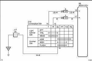 Wiring Diagram - Toyota Prius 2003 Repair