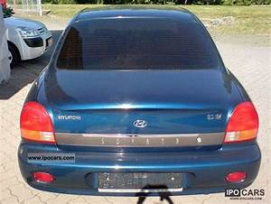 2000 Hyundai Sonata Gls 2 0i 16v Climate Leather Seats