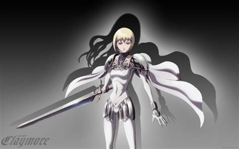 Claymore Anime Wallpaper - clare claymore anime and mang 225 wallpaper 28671468 fanpop