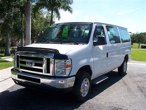 how to work on cars 2010 ford e350 on board diagnostic system purchase used 2010 ford e 350 e350 wagon van 12 passenger van xlt white 35k miles power window