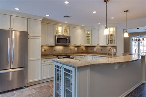 Reico Cabinets Salisbury Md by Transitional Kitchen Design In Davidsonville Md