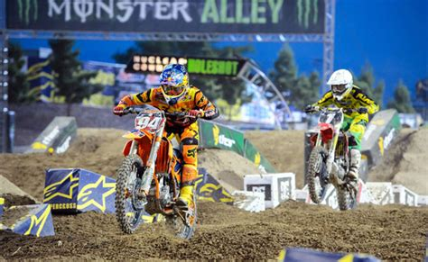 2014 ama motocross schedule 2014 ama supercross schedule announced motorcycle com news