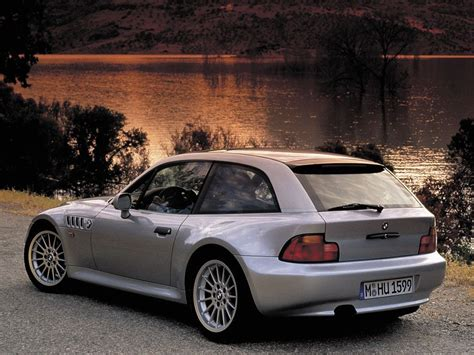 Bmw Z3 M Coupe, So Much Cooler Than The Regular Z3.