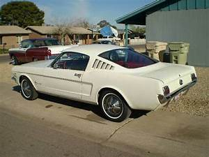 Clean 1965 Ford Mustang V8 Fastback | Bring a Trailer