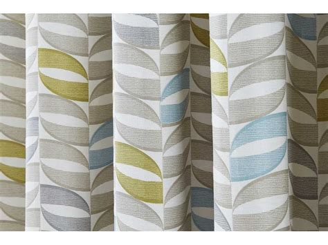 Fusion Copeland Eyelet Duck Egg Curtains and Cushions