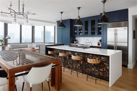kitchen design chicago a downtown chicago bachelor pad for a mathematician 1140