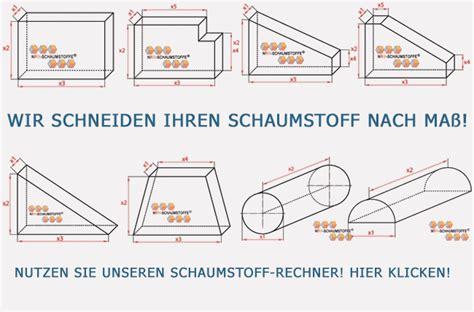 Shop für Schaumstoffe, Bezüge und Matratzen NRW