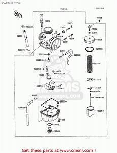Big Image Of Carburetor Schematic