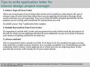 interior design business introduction letter sample With how to write a letter to project manager project allocation