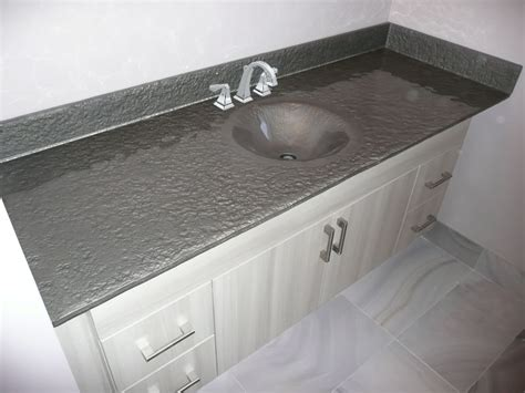 integrated bathroom sink and countertop integrated bathroom sink countertop 28 images design