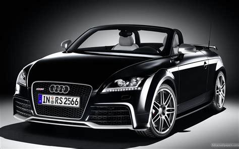 2012 Audi Tt Rs Black Wallpaper