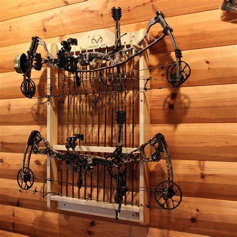 REALTREE 2 Crossbow 10 Arrow Wood Storage Rack » Rush
