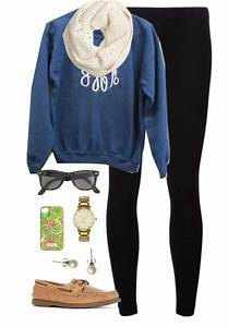 Preppy Outfit - Polyvore By- classically-preppy | wear its at! | Pinterest | Lazy days Preppy ...