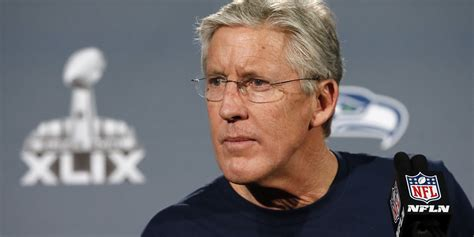 seahawks coach pete carroll   truthers support