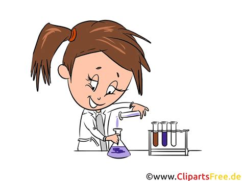 clipart illustrations chemielabor clipart bild illustration