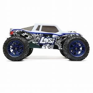 Rc 3 : losi rtr 1 8 lst 3xl e 4wd monster truck video rc car action ~ Eleganceandgraceweddings.com Haus und Dekorationen