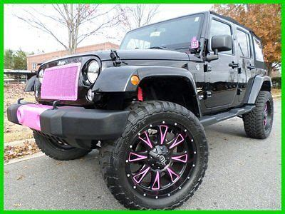 jeep wrangler custom pink custom trucks picmia