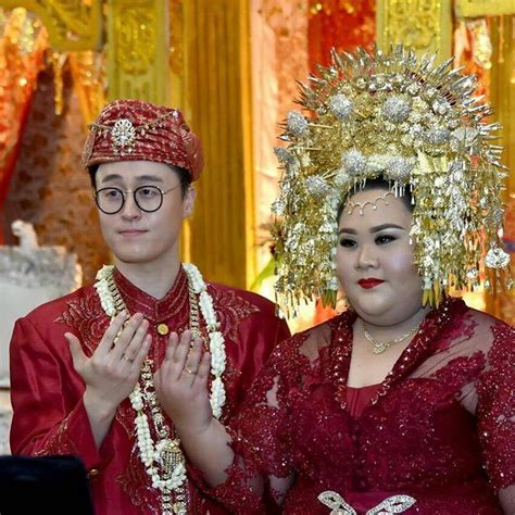 indonesian girl   teased  ridiculed marries
