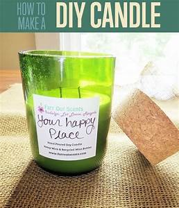 make your own candles diy projects craft ideas how tos With how to print on candles