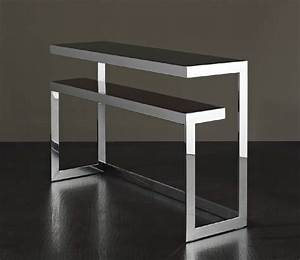 modern-console-table-design : Beautiful Modern Console