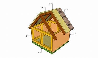 Cat Plans Outdoor Building Feral Wooden Houses