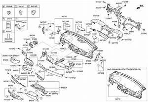 2017 Kia Niro Crash Pad