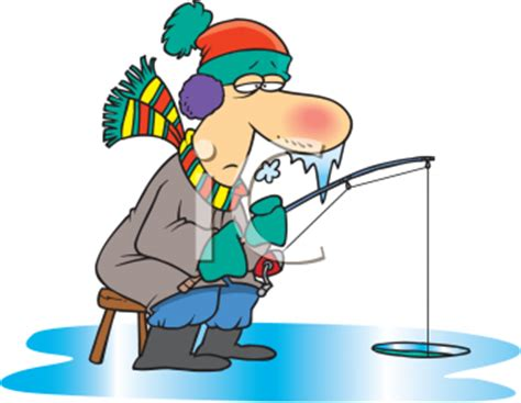 Image result for free clip art ice fishing