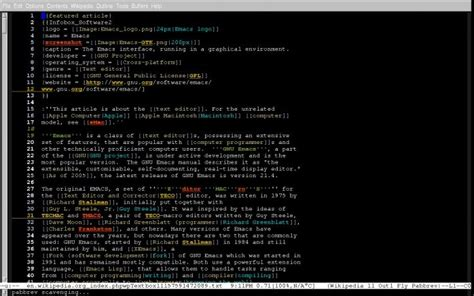 5 Popular Text Editors For Linux