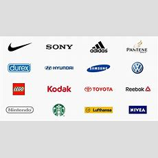 The Meanings Of 35 Famous Brand Names